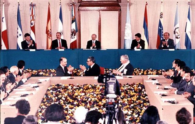 Conmemoración Acuerdos de Paz
