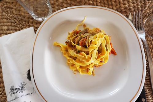 ristomama pasta making class rome