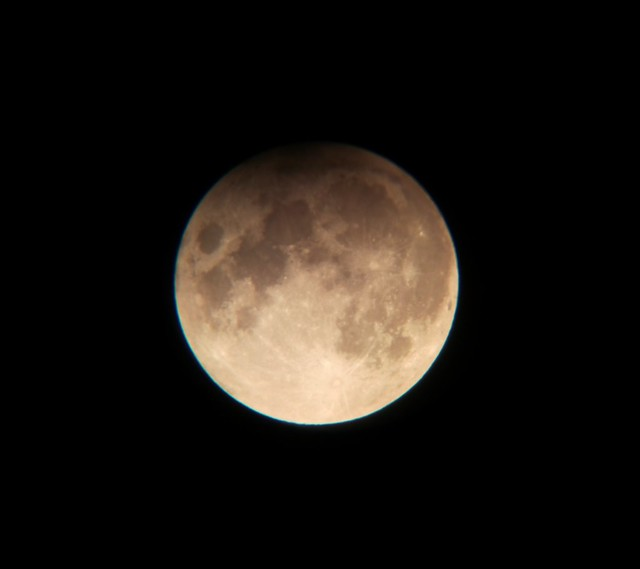 Penumbral lunar eclipse, February 11th, 2017