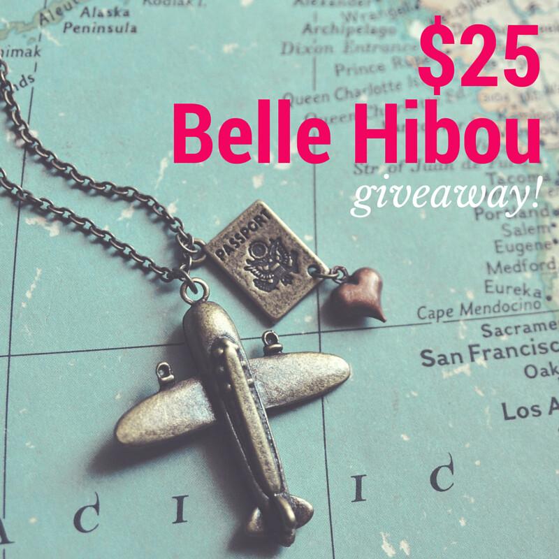 Belle Hibou giveaway (1)