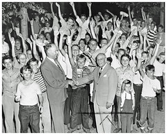Kids Celebrate Day at Glen Echo Park: 1947