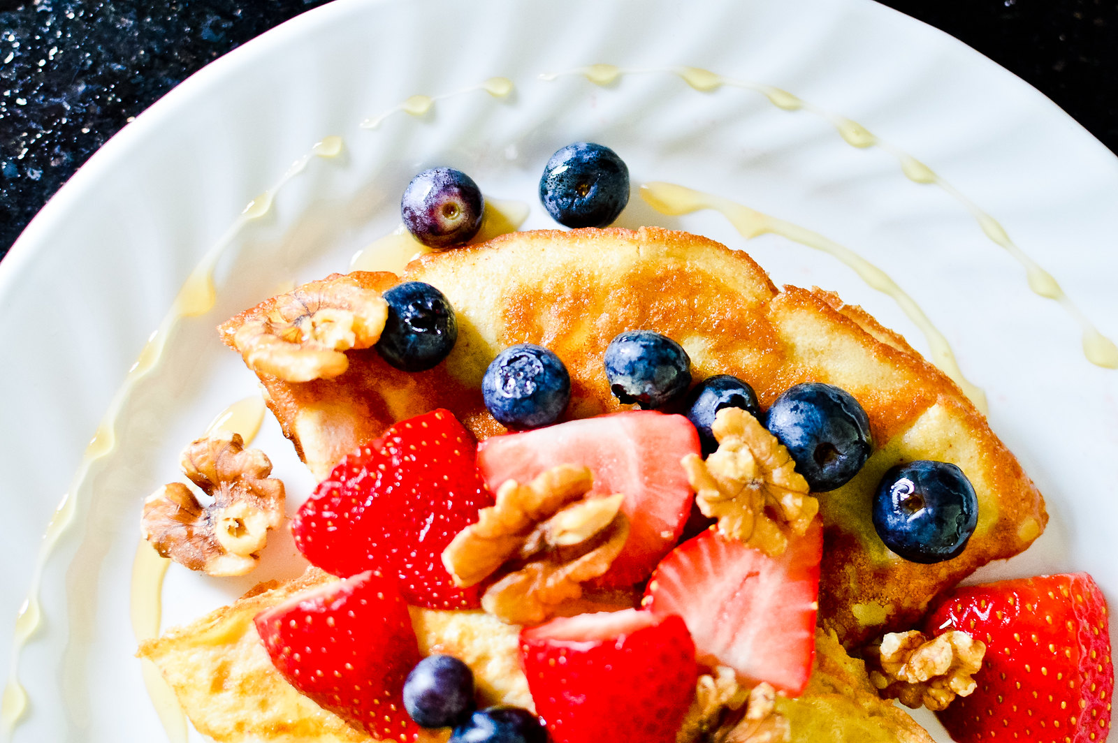 Gluten Free Low Carb Crepes