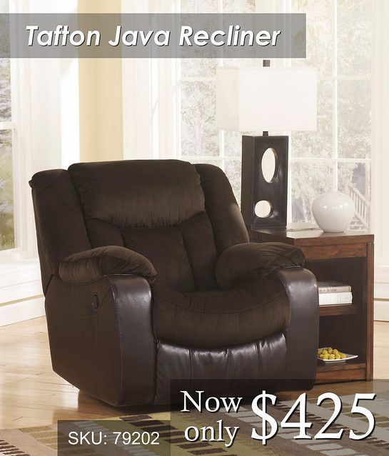 Tafton Java Recliner