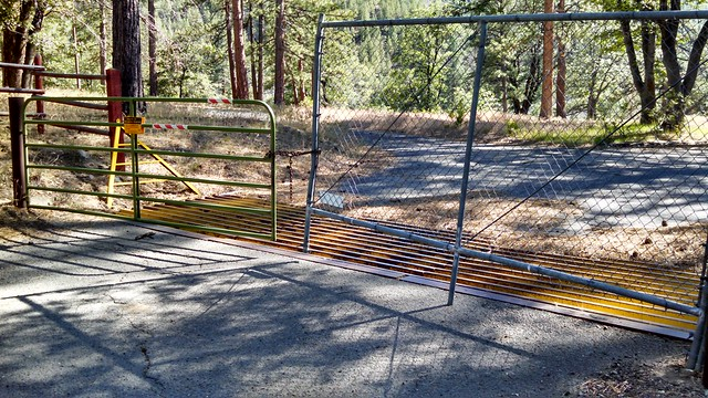 Laufman Cattle Guard