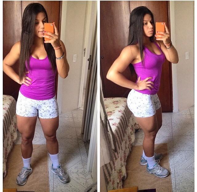 Фото бразильских и латинских девушек с большими формами — pic 2