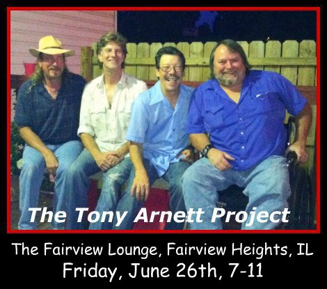 The Tony Arnett Project 6-26-15