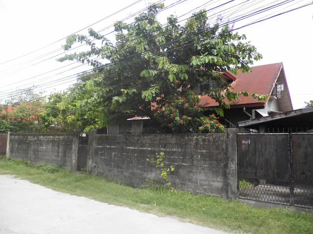 SOLD! 683sqm Lot Angeles City Near AUF! Ref# 0000675