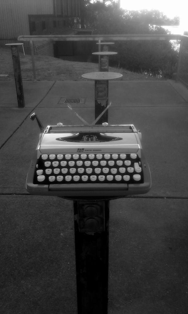 Typewriter Day 2015