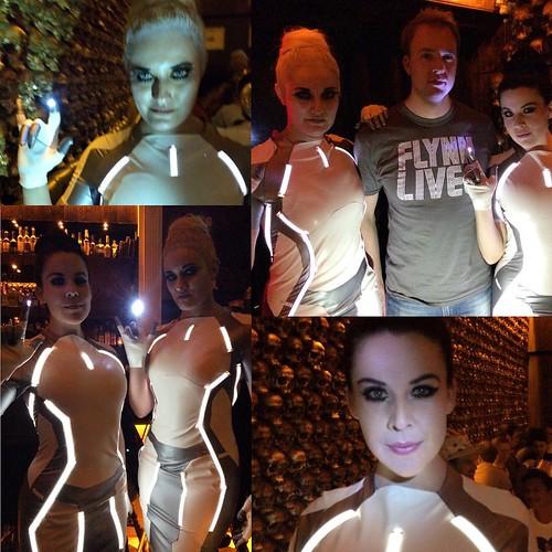 San Diego Comic-Con 2015 Cosplay - Tron Legacy Sirens