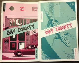 Dry County 2 & 3 by Rich Tommaso
