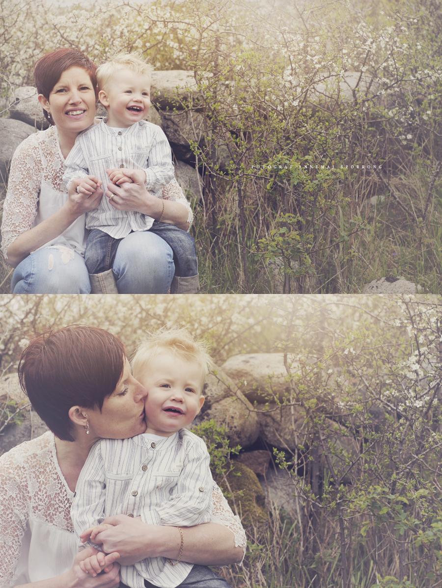 Familje fotografering Ramsvik