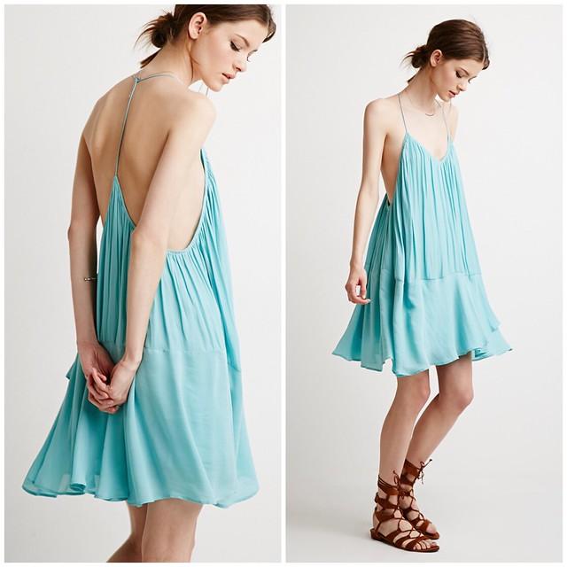 Forever21 mint dress