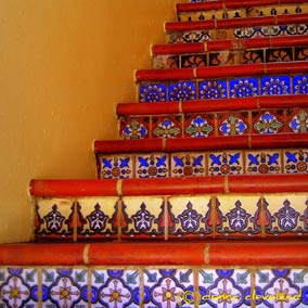 Staircase risers
