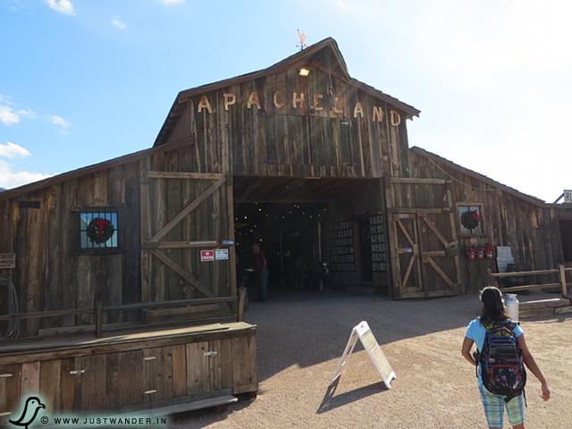 PIC: Apacheland