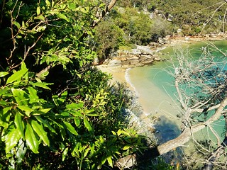 Castle rock cove - Sydney | by pacoalfonso