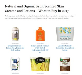 Natural Coconut Lotions – Best of Organic and Natural Fruit Moisturizers for 2017 thumbnail