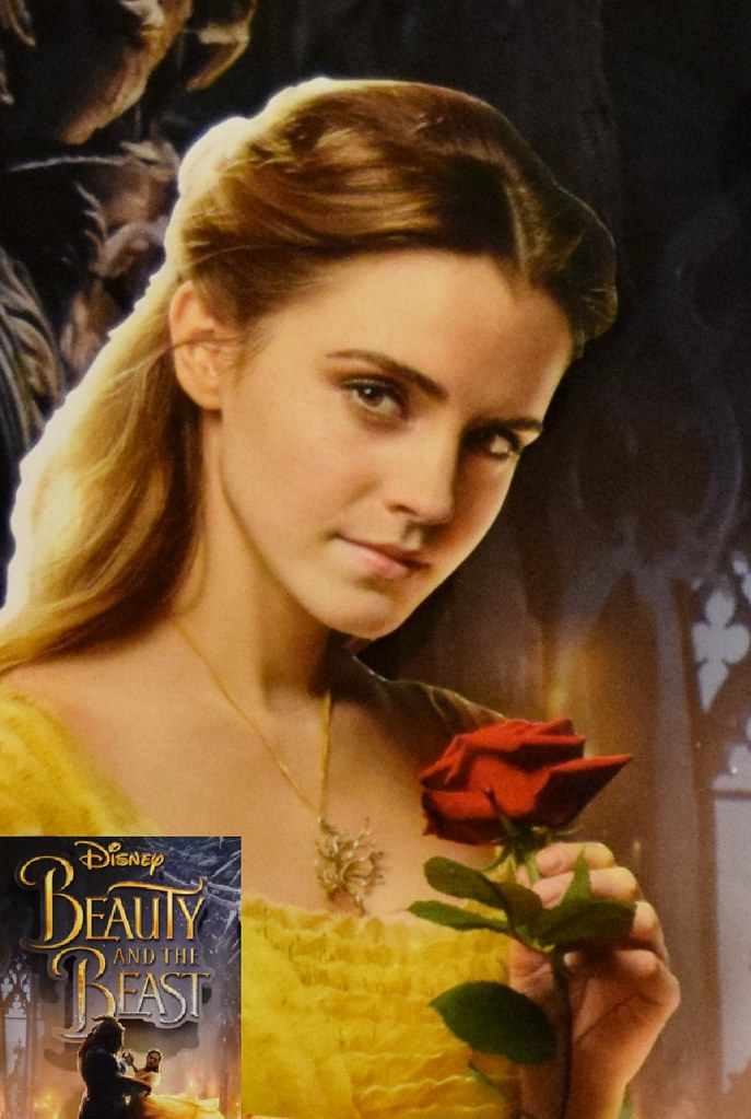 New Disney Live Action 2017 Beauty And The Beast Movie Doll Costume Emma Watson Promo Photos