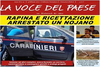 Noicattaro. Prima pagina n. 4-2017 front