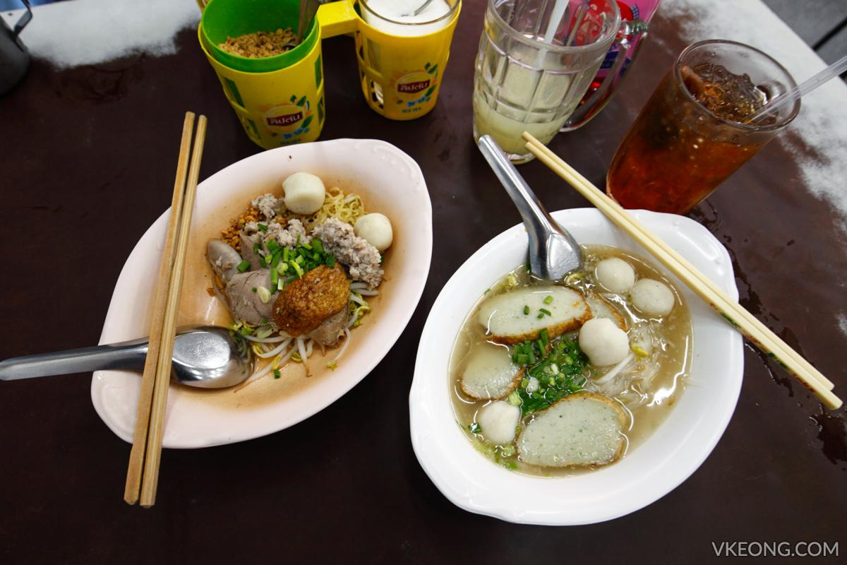 Rung Ruang Noodles Bangkok