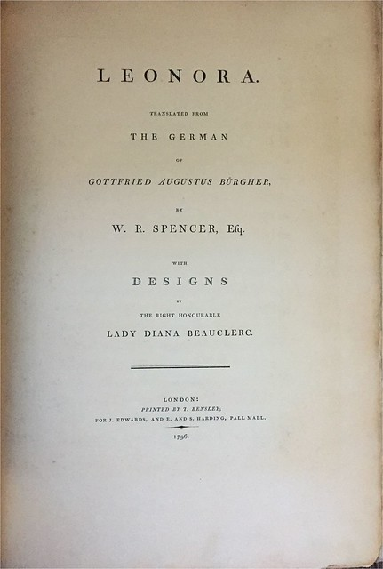 leonora title page