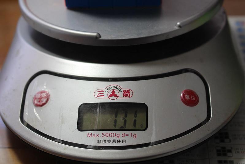 魔方格 無缺M重量