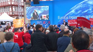 Martin Schulz doppelt