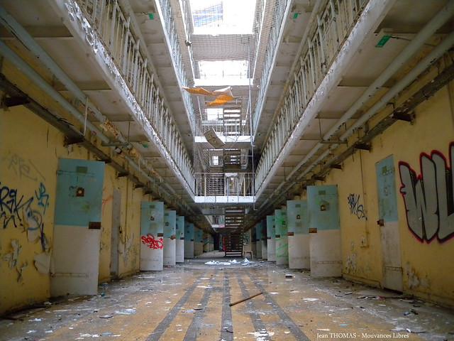 couloir des prisonniers
