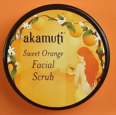 Akamuti Sweet Orange Facial Scrub