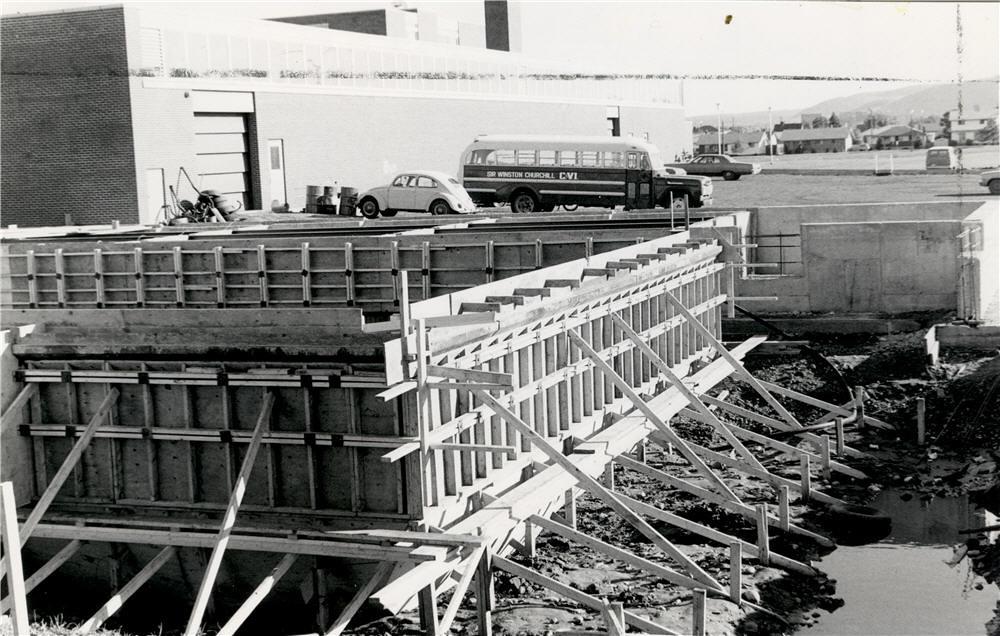 Sir Winston Churchill Pool Construction Construction Unde Flickr