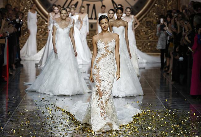 Pronovias Runway Show From Barcelona Bridal Week 2018: Favorite Wedding Dresses From Barcelona Bridal Week