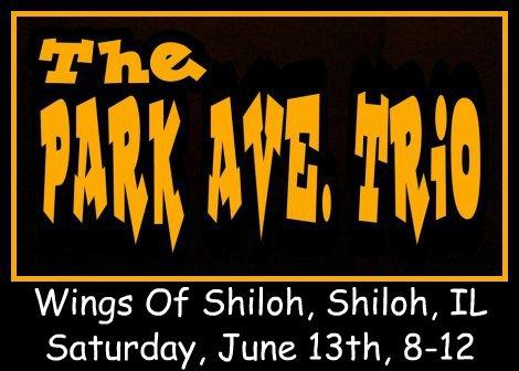 Park Ave. Trio 6-13-15