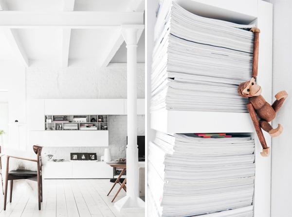 Sleek Modern Retreat House