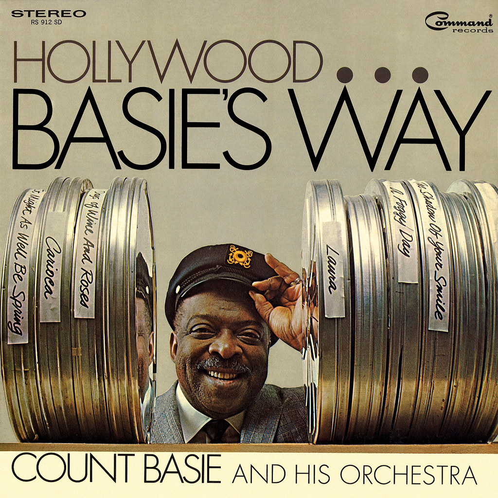 Count Basie - Hollywood Basie's Way