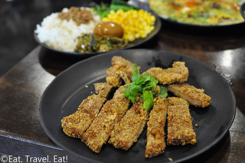 Yi Mei- Monrovia, CA: Pork Chop Rice