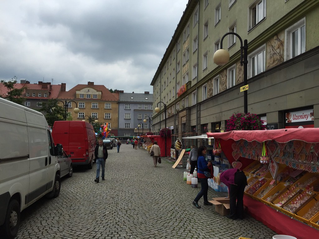 A Wild Day in Czech (6/19/15)