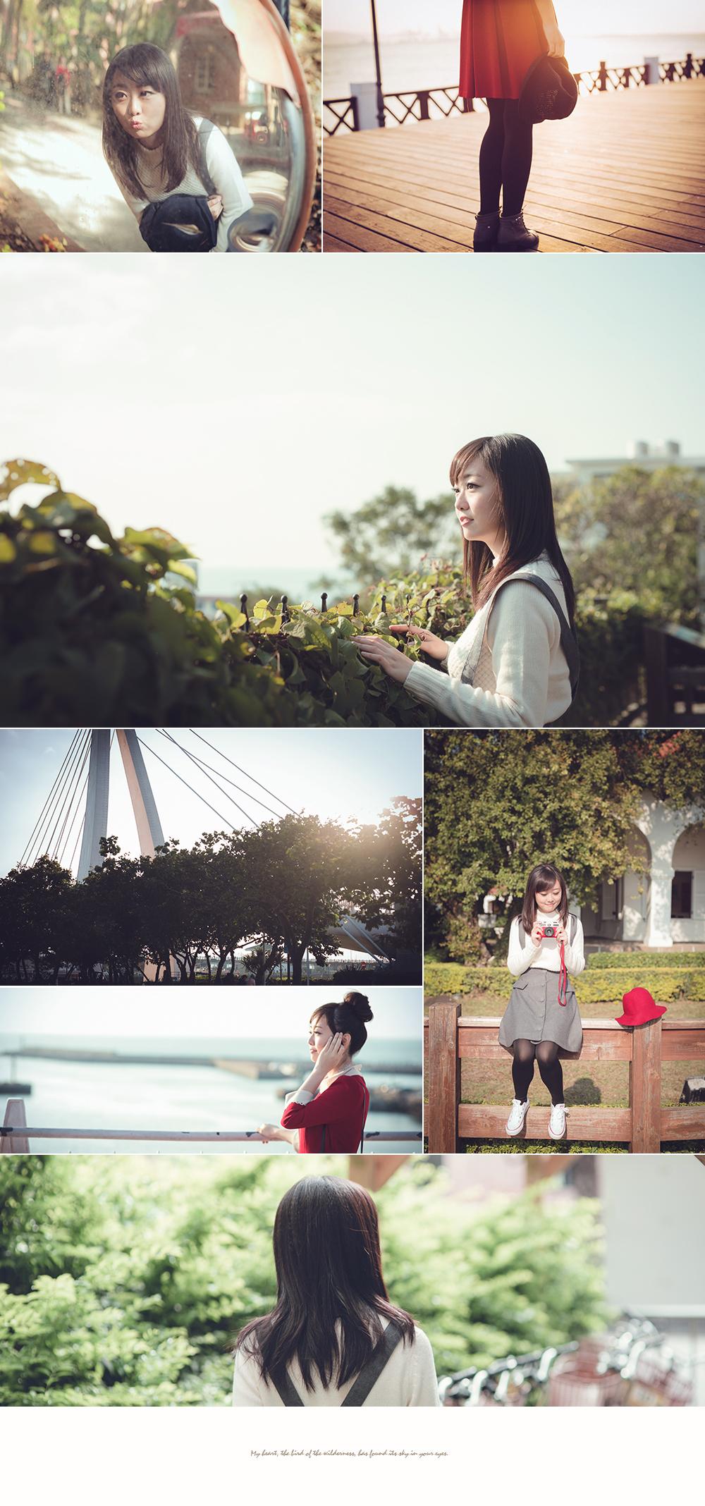 台北女攝影師拍攝女孩女生女人寫真