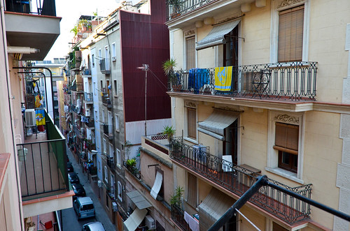 Around Barceloneta