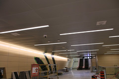 Link to the photo for Downsview Park Station Concourse Ceiling