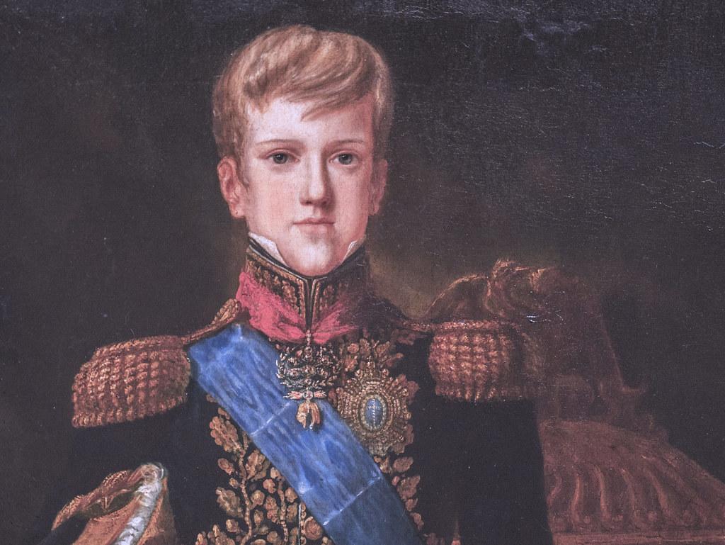 Sua Alteza Imperial Dom Pedro II, O Magnânimo