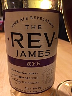 Brains, The Rev James Rye, Wales