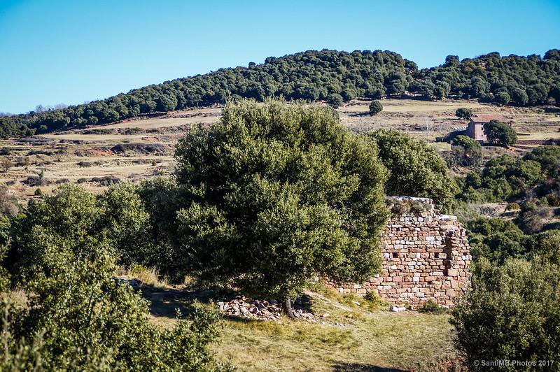 Ruinas de Sant Martí