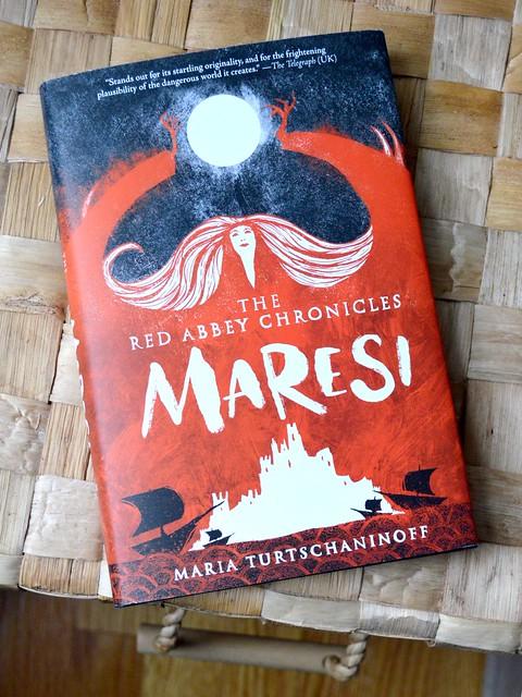 Maria Turtschaninoff Maresi