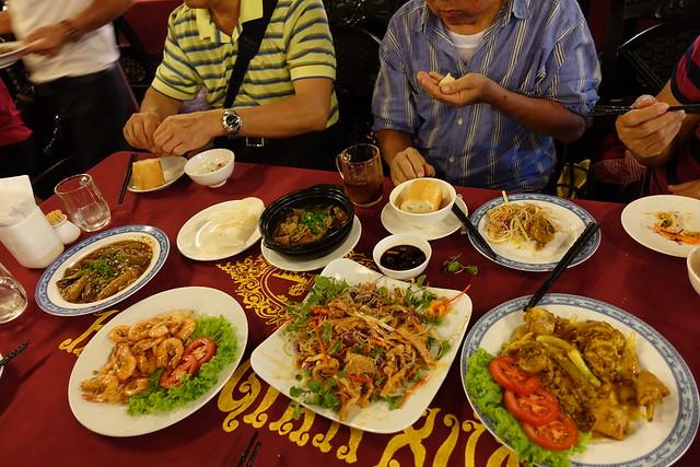 峴港 Không Gian Xưa 餐廳
