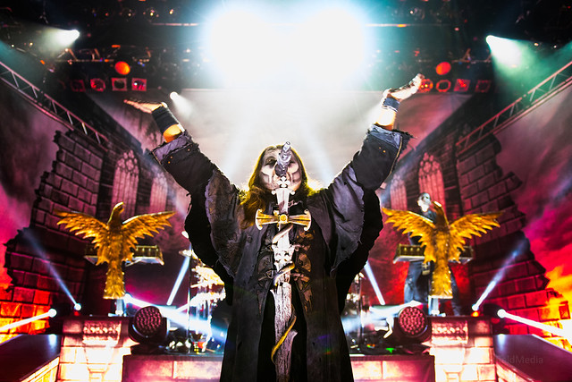 Powerwolf - Shepherd's Bush Empire - 03/02/2017 - London