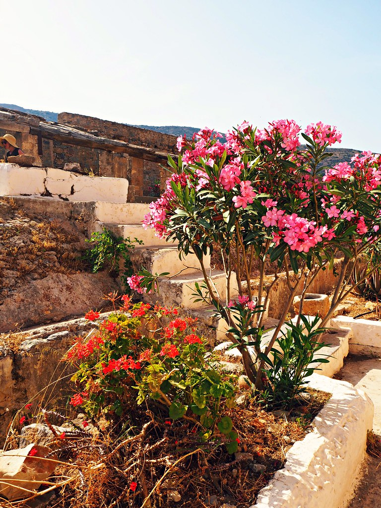 Spinalonga Island Crete Greece 4