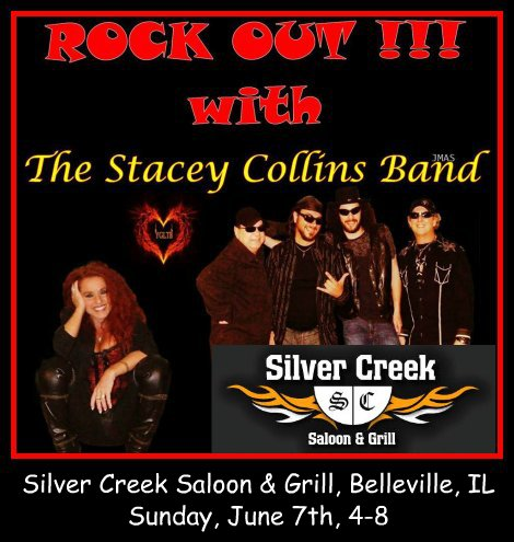 Stacey Collins Band 6-7-15