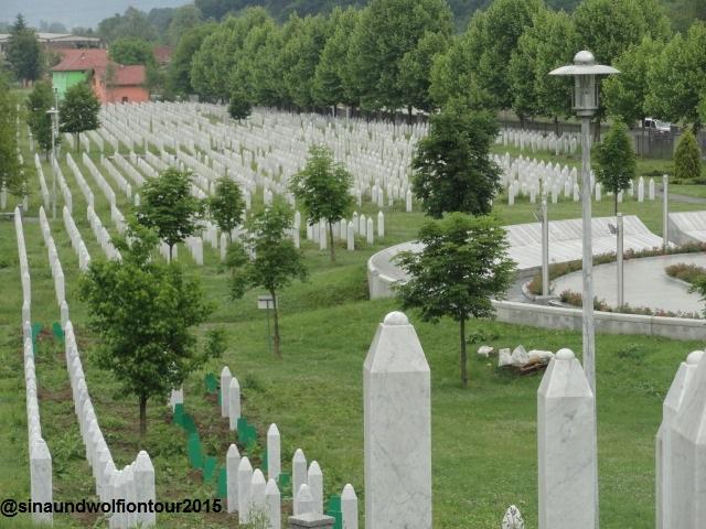 Srebrenica Bosnien&Herzegovina