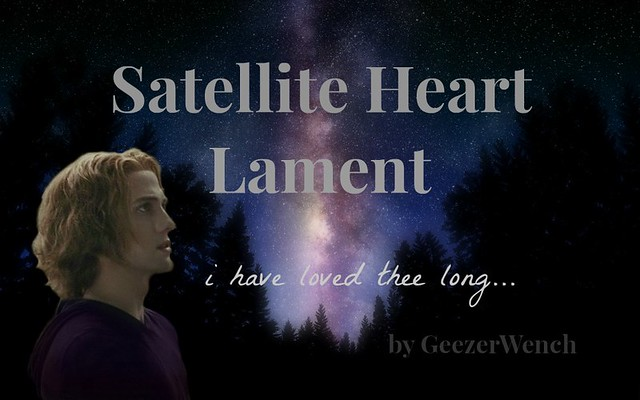 Satellite Heart Lament by Rickie Bansbach