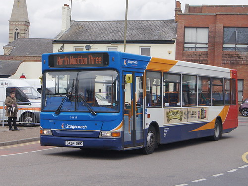Stagecoach Norfolk 34639 GX54 DWK (c) David Bell