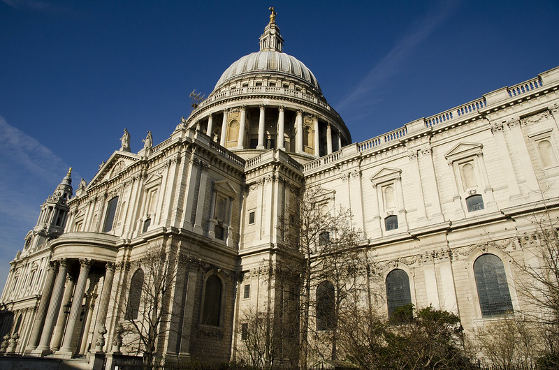 Londres - St Paul Cathedral